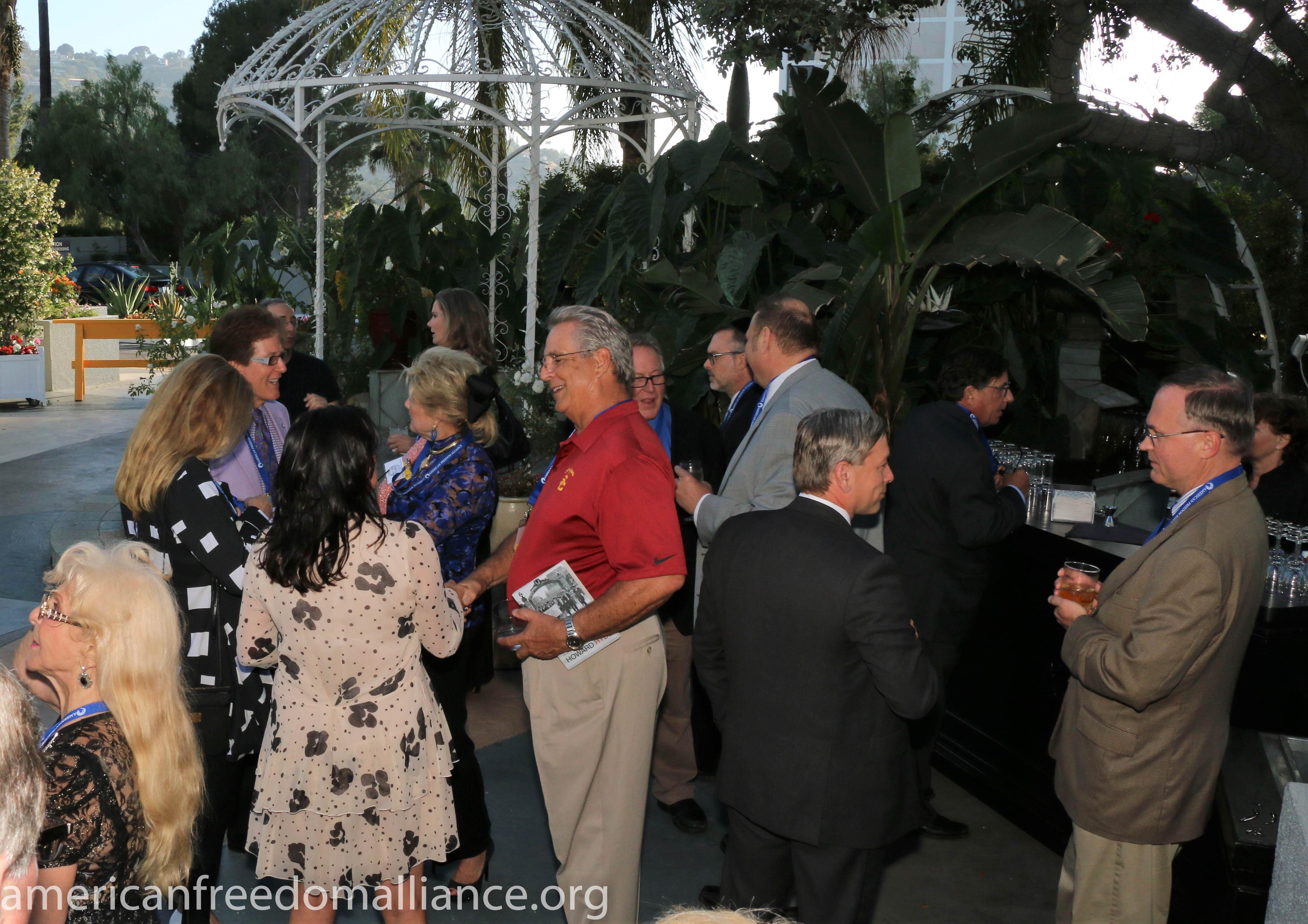 VIP Reception