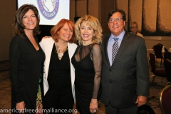 Gigi Becker, Karen Siegemund, Ashley Lewis, Bill Becker