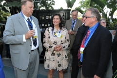 John Hancock, Sonya Grabowski and Trevor Loudon