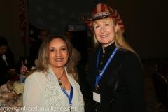 Nonie Darwish and Debra England
