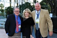 Trevor Loudon, Ashley Lewis and John
