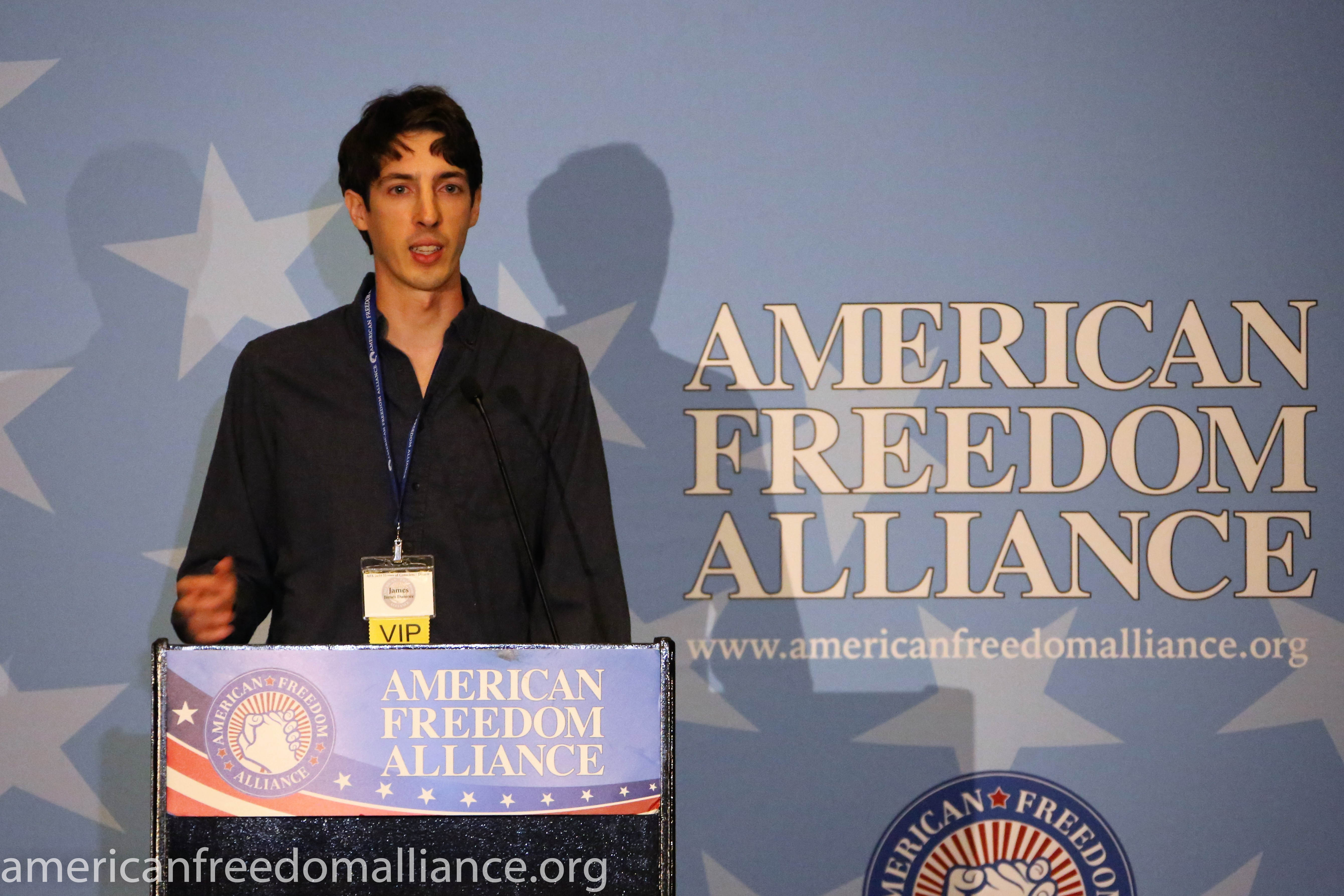 James Damore, 2018 Hero of Conscience Award Honoree